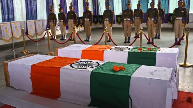 Echanges d'artillerie et guerre de propagande entre l'Inde et le Pakistan