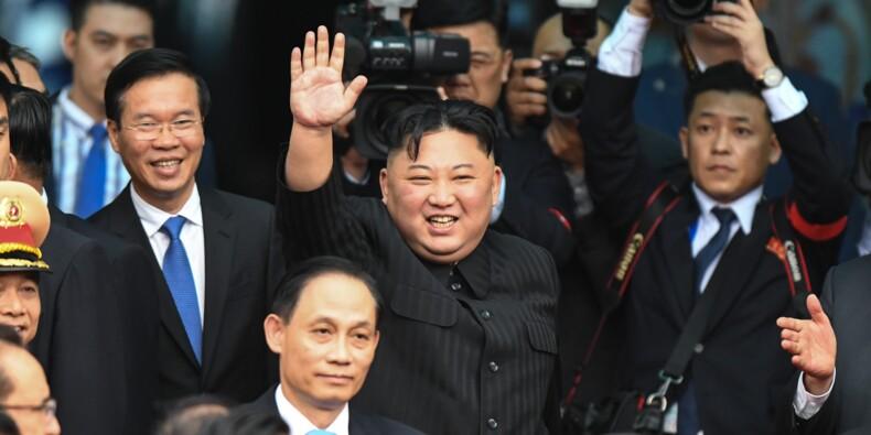 Kim rend hommage à Ho Chi Minh avant son départ vers la Chine