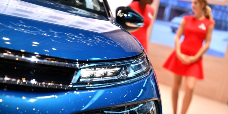 A Genève, atmosphère électrique pour l'industrie automobile