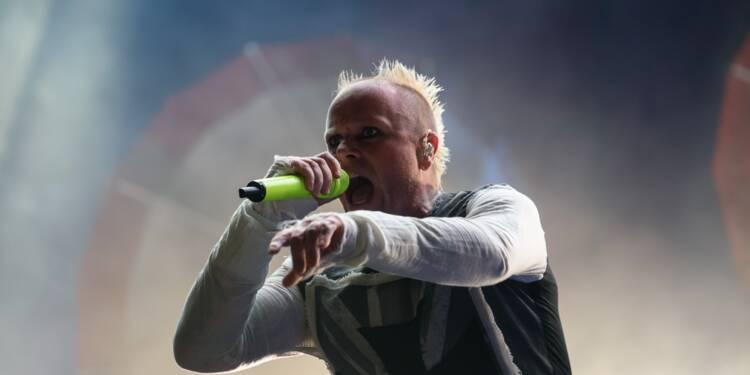 Décès du chanteur britannique Keith Flint, du groupe Prodigy