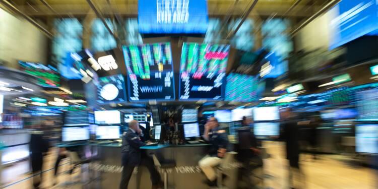 Wall Street, sans conviction, termine en légère baisse