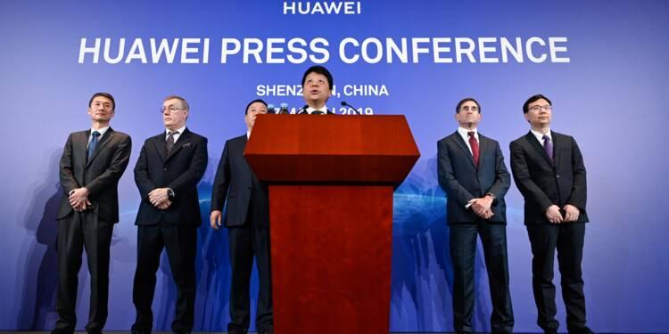 Huawei répond aux Etats-Unis en portant le conflit devant la justice