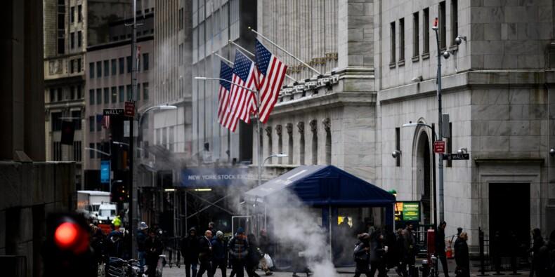 Wall Street ouvre en baisse après les décisions de la BCE