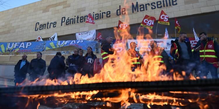 Deuxième jour de blocage des prisons après l'agression de Condé