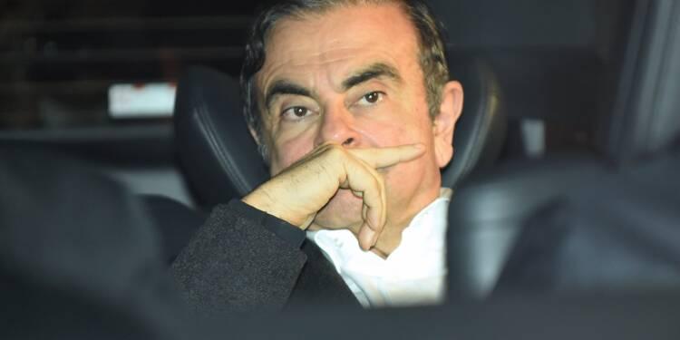 Carlos Ghosn bientôt à nouveau libéré ?