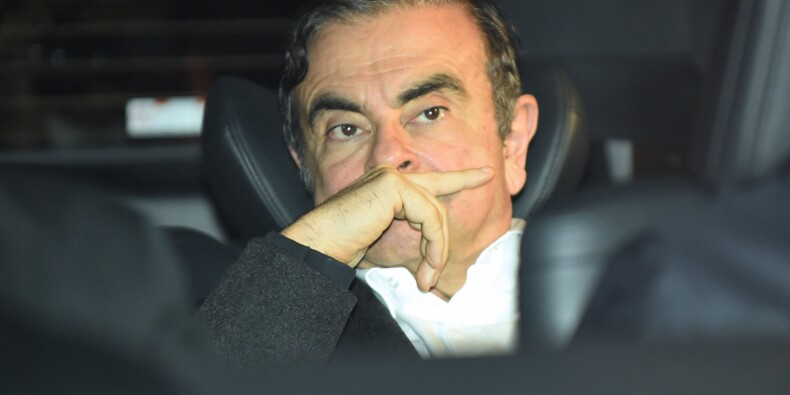 Après la découverte de 11 millions d'euros de dépenses suspectes, Renault pourrait poursuivre Carlos Ghosn