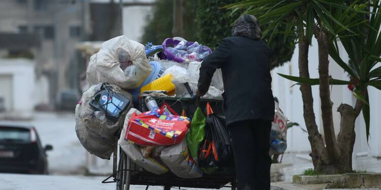 Des chiffonniers de Tunis s'organisent pour sortir de la misère