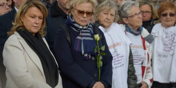 Marches blanches pour Julie, 30e victime de féminicide en 2019 en France