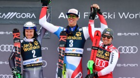 Ski alpin: Marcel Hirscher, le très grand huit