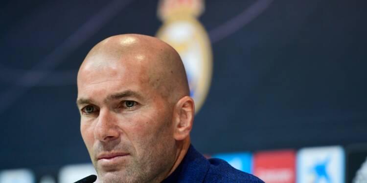 """Real Madrid: Zidane rappelé en sauveur pour vivre """"un plus gros défi"""""""