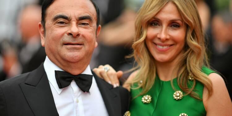 Ghosn: enquête ouverte sur les conditions financières de son mariage