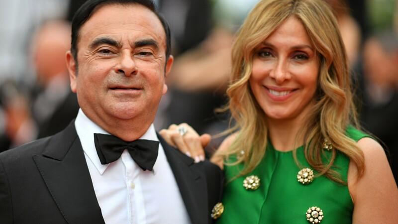 G7: Carole Ghosn appelle Macron à intervenir auprès d'Abe pour son mari