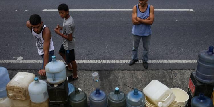 Course contre la montre au Venezuela pour sauver ses réserves