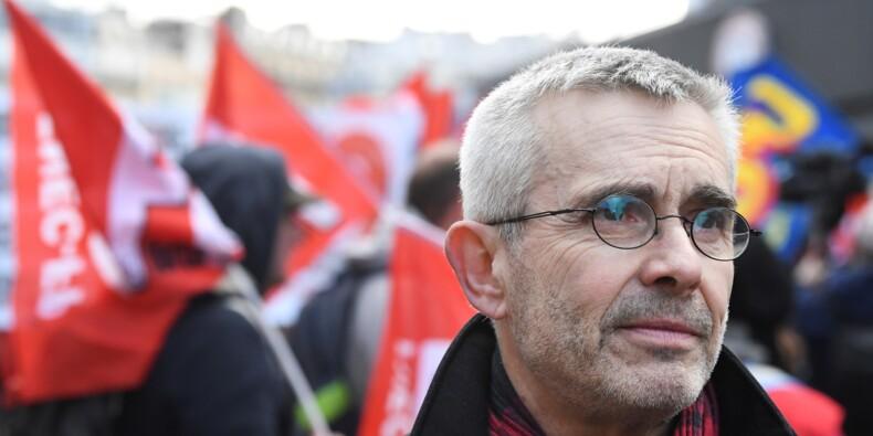 """La journée d'action et de grève du 19 mars """"bien partie"""" (Veyrier, FO)"""