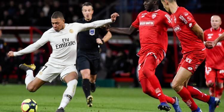 Ligue 1: le PSG se venge sur Dijon pour son premier match post-Manchester