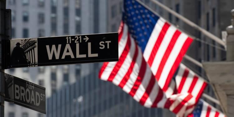 Wall Street ouvre en hausse, aidée par des données chinoises