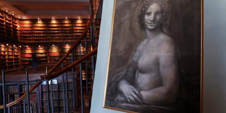 """Réunion inédite de """"Jocondes nues"""" cet été au domaine de Chantilly"""