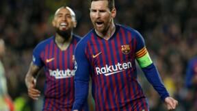 C1: Lyon succombe face au Barça de Messi, qui file en quarts