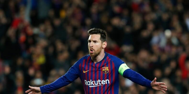 C1: Messi la veut, Ronaldo aussi, et le Ballon d'Or est au bout