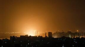 Israël pilonne Gaza après des tirs de roquettes vers Tel-Aviv à un moment risqué