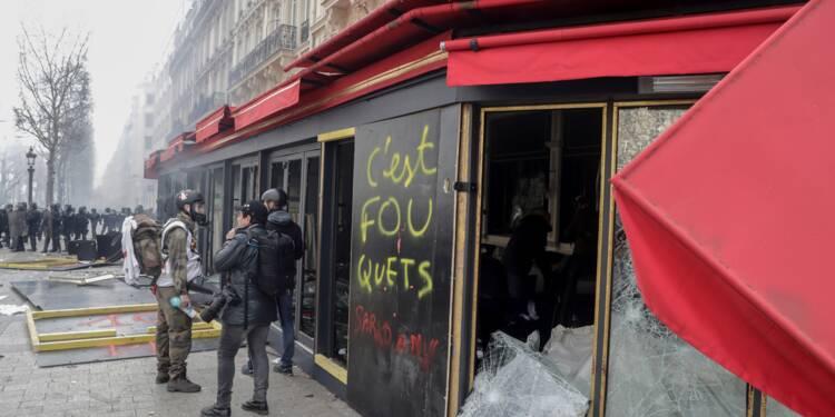 """""""La France monte à Paris"""" pour le 18e samedi de manifestation des """"gilets jaunes"""""""