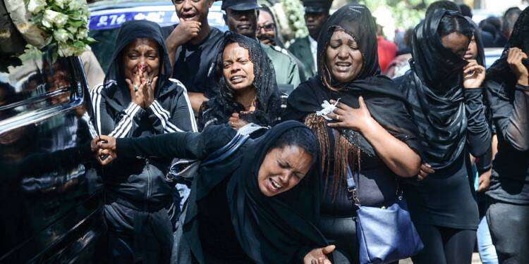 """Ethiopian Airlines : """"similitudes"""" avec le crash de Lion Air, Boeing va corriger un logiciel"""