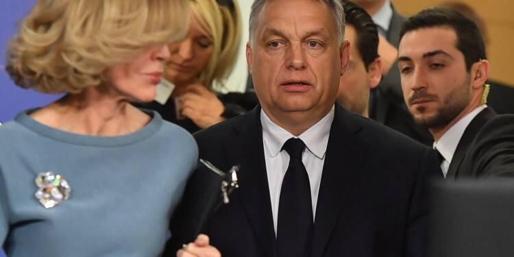 La droite européenne sanctionne a minima le populiste Orban
