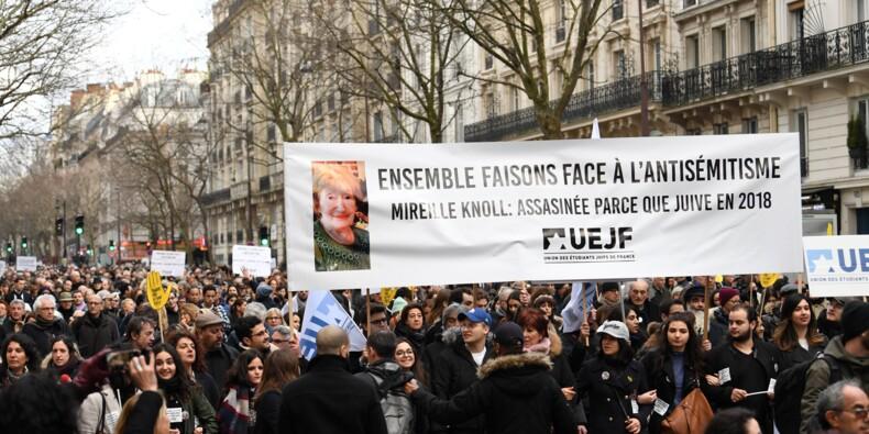 Un an après le meurtre de Mireille Knoll, le mobile antisémite et l'auteur toujours incertains