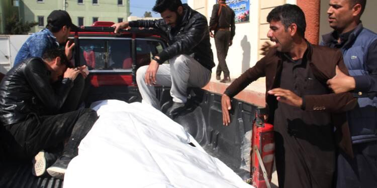 """Après un naufrage meurtrier, Mossoul endeuillée veut la démission des """"corrompus"""""""
