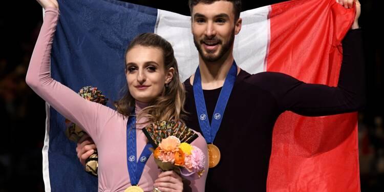 Mondiaux de patinage: Papadakis et Cizeron quatre à quatre