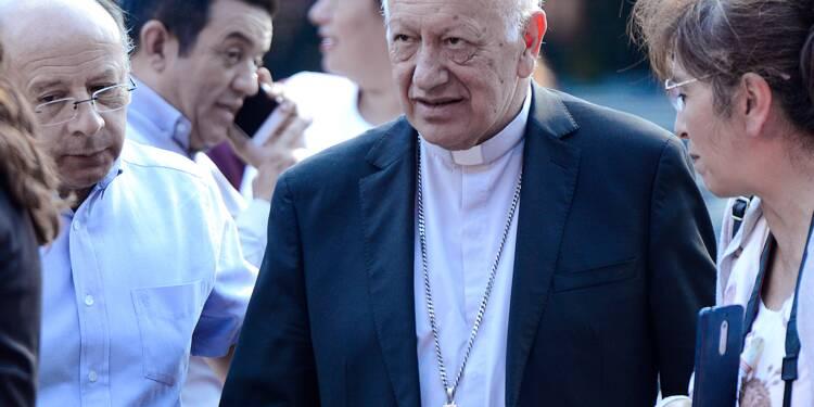 Pédophilie: le pape accepte la démission du plus haut prélat chilien