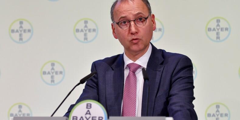 """Malgré les procès, l'achat de Monsanto reste une """"bonne idée"""" pour le patron de Bayer"""