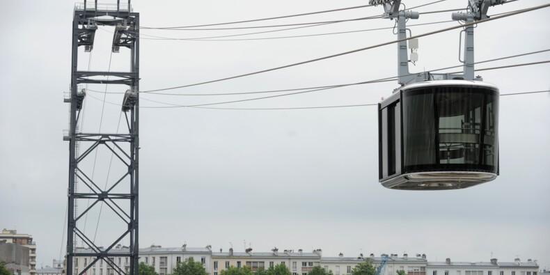 Le téléphérique urbain prend timidement son envol en Ile-de-France