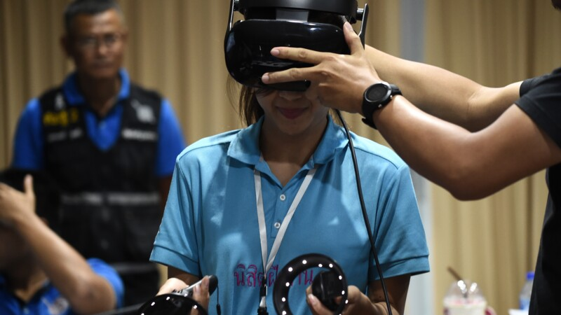 La réalité virtuelle à la rescousse dans la gestion des catastrophes