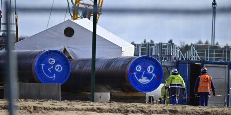 Toujours controversé, Nord Stream 2 sera bien achevé en fin d'année