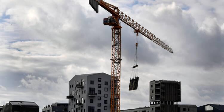 France: mises en chantier et permis de construire continuent à baisser