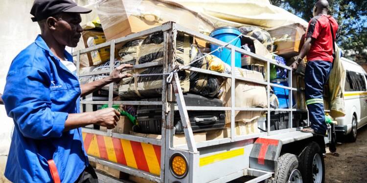 Les convois de la débrouille entre l'Afrique du Sud et le Zimbabwe asphyxié par la crise
