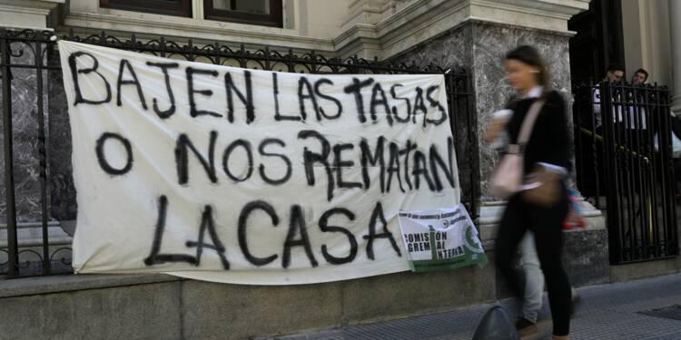 Argentine: la pauvreté touche 32% de la population