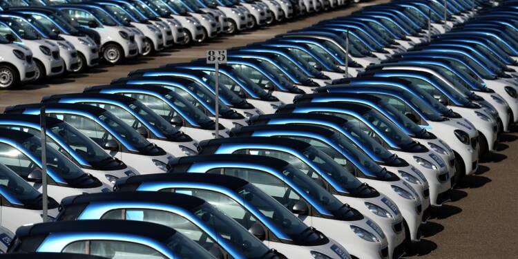 """Les Smart quitteront la France pour la Chine """"dès 2022"""", aucun emploi menacé (Daimler)"""