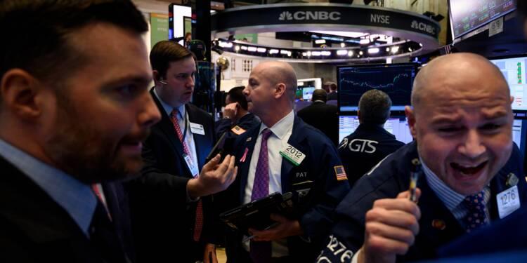 A Wall Street, le S&P 500 et le Nasdaq à de nouveaux records