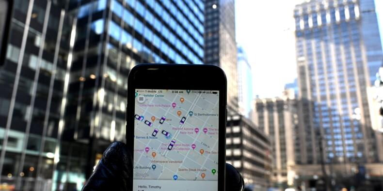 Lyft et Uber, deux applications qui ont révolutionné la mobilité