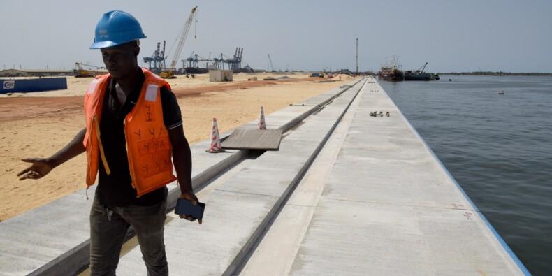 Face à la concurrence, le port d'Abidjan fait sa mue