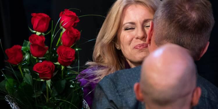 Slovaquie: l'avocate libérale Zuzana Caputova remporte largement la présidentielle