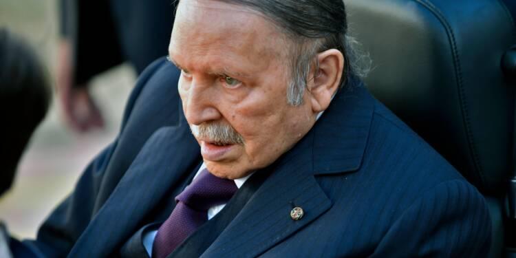 Le président algérien Abdelaziz Bouteflika a démissionné