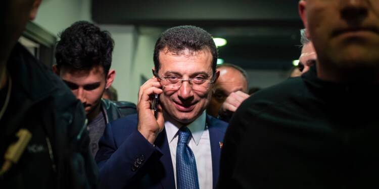 Municipales en Turquie : revers d'Erdogan à Istanbul et Ankara