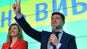 Ukraine: l'humoriste Zelensky en position de force pour le second tour