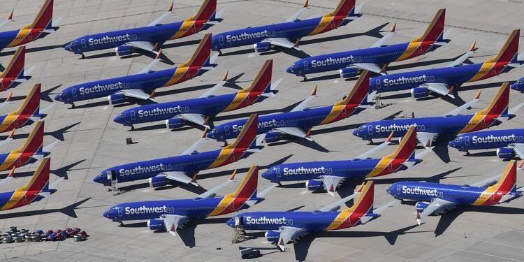 737 MAX : Boeing doit revoir sa copie sur le système anti-décrochage MCAS