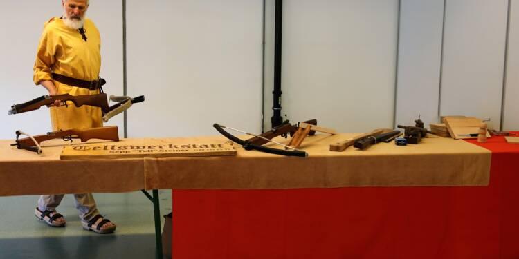 En Suisse, l'attachement aux armes se vit au grand jour