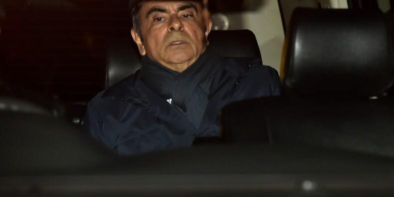 Carlos Ghosn restera en détention au moins jusqu'au 14 avril
