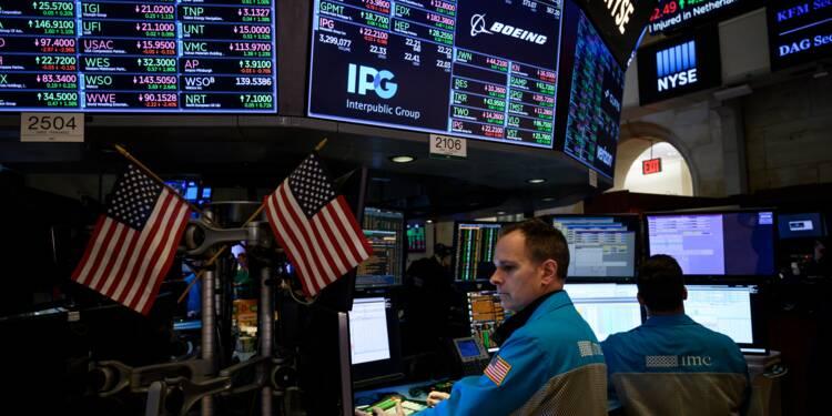 Wall Street ouvre en hausse après les chiffres sur l'emploi